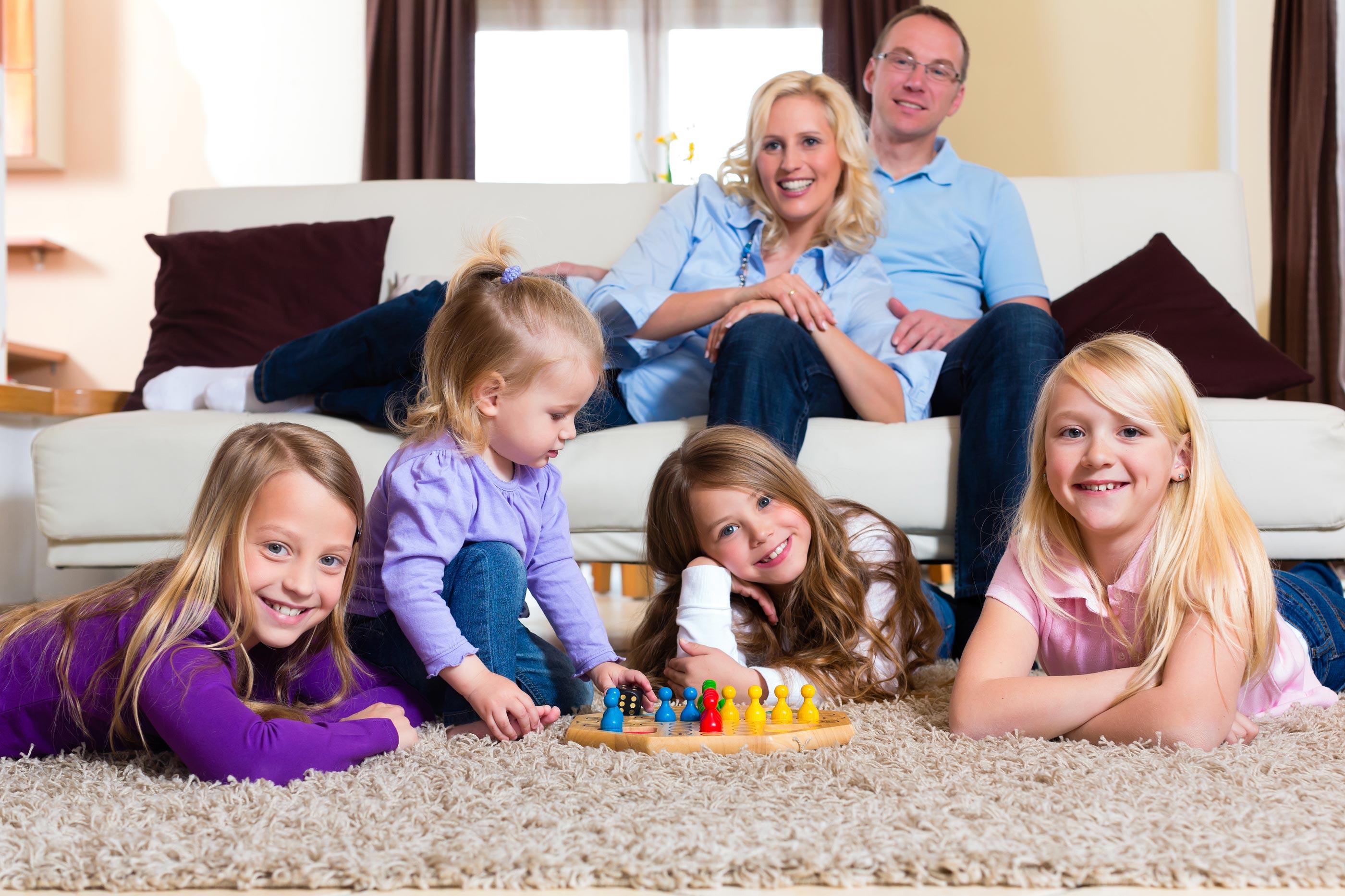 молодая семья 2
